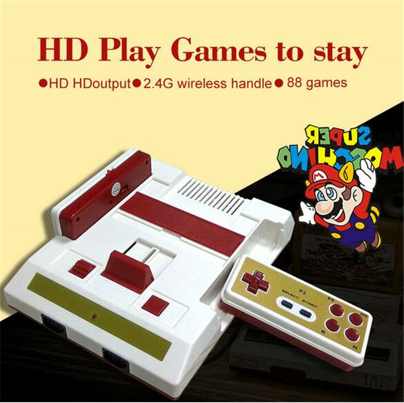 HD Video Console 588 free High definition HDMI TV Out games