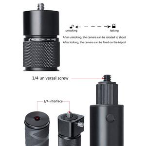 Image 5 - Universel Insta360 One X One R Plus EVO Selfie bâton balle temps poche trépied Invisible Selfie bâton Insta360 accessoires