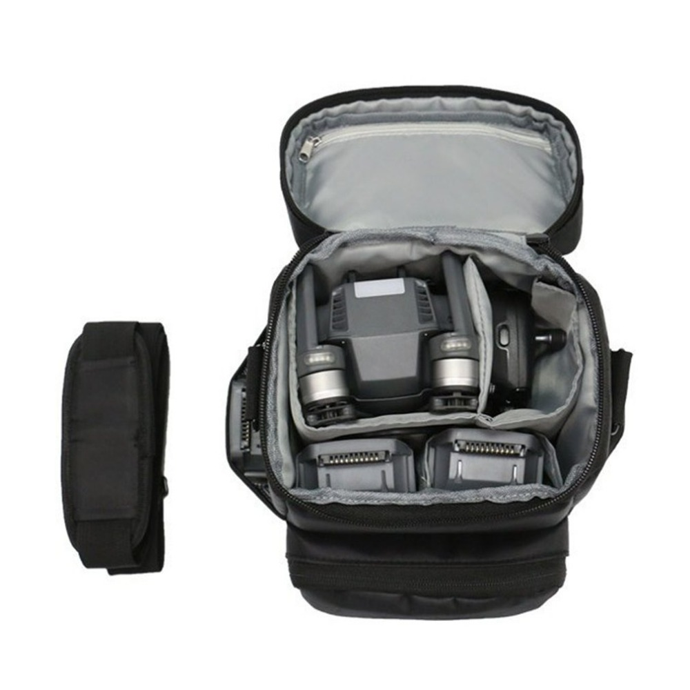 Portable Nylon Shoulder Bag For DJI Mavic Pro Carrying Case Storage Bag Water-resistant Case Protective Bag Drones Accessories portable carrying case storage bag for xiao mi mitu