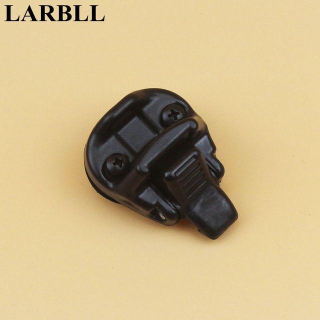 LARBLL Car Auto Door window glass Lock buckle For Mitsubishi Pajero Montero V31 V32 V33 V43 V45 V26 L300 L400  1991-1999