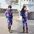 Дети спортивный костюм мальчиков одежда хип-хоп детские спортивные костюмы звездное небо костюм детская одежда для мальчиков девочек-подростков одежда