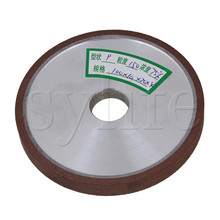 цена на Diamond Disc Grinding Wheel 150 Grit 75% Concentration Cutter Grinder 100*10*20mm