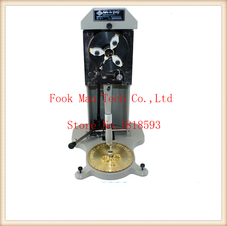 Inside Ring Engraving Machine with one diamond tip&one fonts dial goldsmith inside ring engraving machine include 1pc fonts dial diamond tip ring engraver tools jewelry tools and equipment