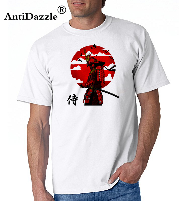 fd13c651c40cc Detail Feedback Questions about Japan style Original artistic design  samurai T shirt katana pop culture warrior T shirt homme harajuku knight tee  shirt ...