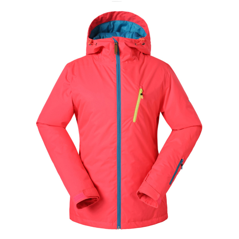 GSOU SNOW nouveau costume de Ski femme en plein air hiver chaud imperméable coupe-vent antistatique portable veste de Ski manteau de neige pour les femmes