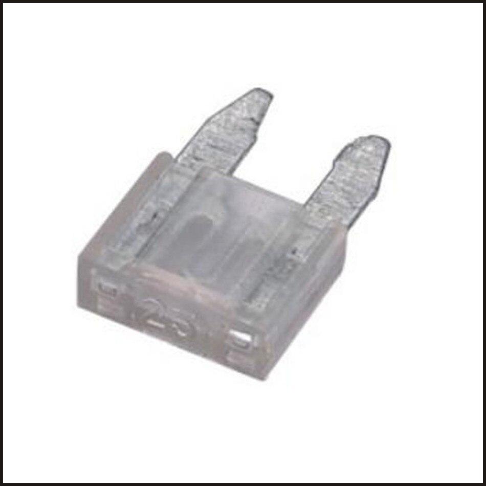 Small Size 25A Automotive fuse Low Profile Blade Type Fuses Assortment Set Auto Car Truck insurance piece kit