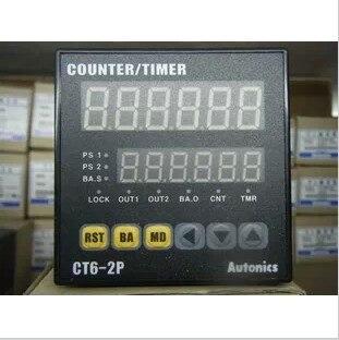 Original Counter CT6M-2P4 (CT6-2P)