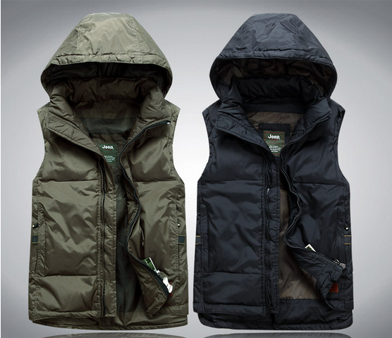 Free shipping plus size 4XL 5XL 6XL 8xl Autumn and winter vest cotton brand military vest coat thickening mens clothing vests