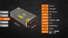 цены 12v10a 120W switching power supply, security monitoring power supply, LED lamp, power supply, centralized power supply, S-120-12