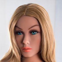 tpe Oral Sex Doll Head for Love of 140 to 172cm Adult Big Body