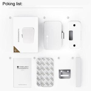 Image 5 - Youpin YeeLocK Intelligente Governo Del Cassetto Serratura Dellarmadietto Keyless Bluetooth APP Sbloccare Anti Furto di Sicurezza del Bambino di Sicurezza dei File serratura intelligente