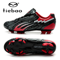 TIEBAO Football Shoes Boots FG & HG Soles Soccer Boot Football Boots Outdoor Football Shoes Training Sneakers For Adult EU 38-44