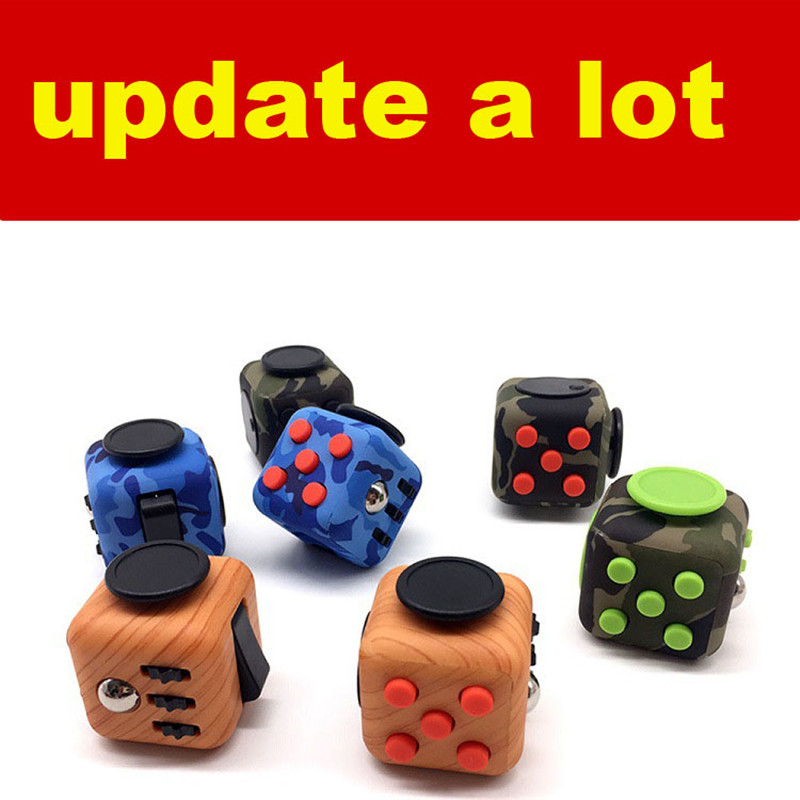 Fidget Cube Toys for Puzzles Magic Gift AntiStress