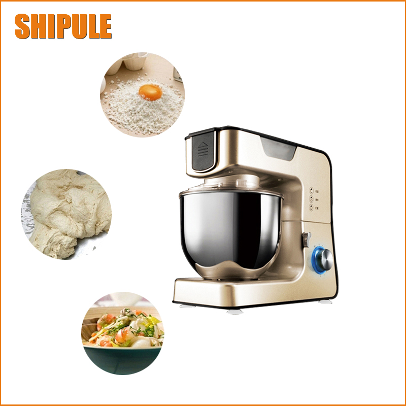 1PC 5.5 Liters electric stand mixer, food mixer, food blender, cake/egg/dough mixer, milk shakes, milk mixer xeoleo 2l heavy duty commercial blender food greater material 2000w food processing machine with pc jar juicer mixer bpa free