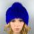 2016 Gorros de Inverno Chapéu De Pele para As Mulheres Bonito Novidade Sólidos Venda Quente Tamanho Livre Moda Casual das Mulheres de Pele De vison Pele chapéu