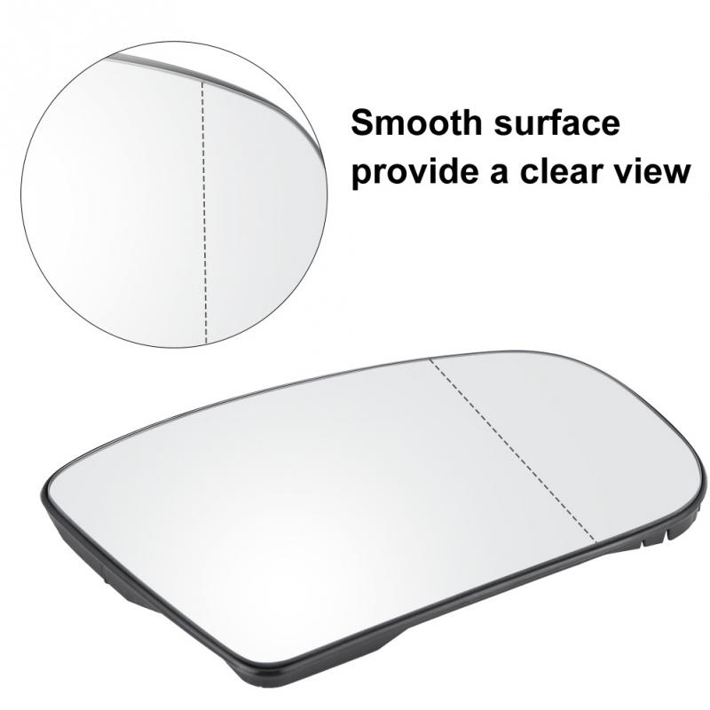 Car Accessories Car Right Door Side Wing Mirror Glass For Mercedes W220 1999-2003 2208100321