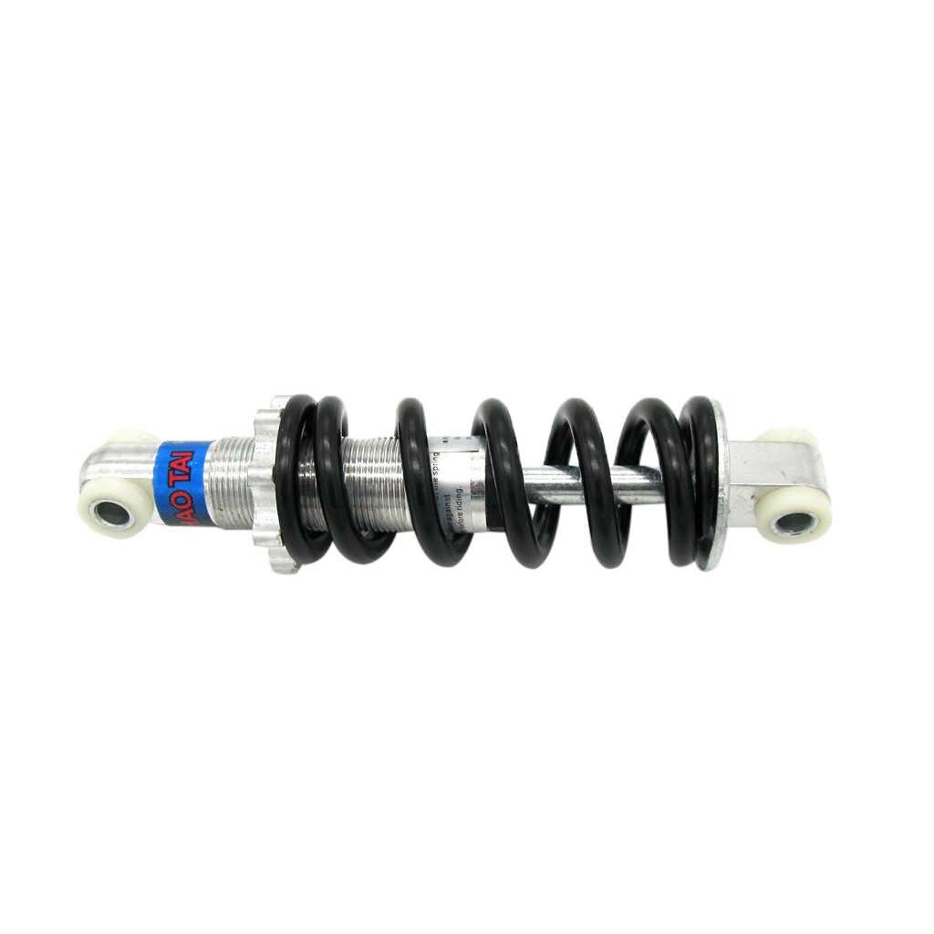 Trwałe downhill mtb rower metalowe tylne zawieszenie amortyzator sprężynowy części rowerowe Mountian Bike tylne amortyzatory 170mm