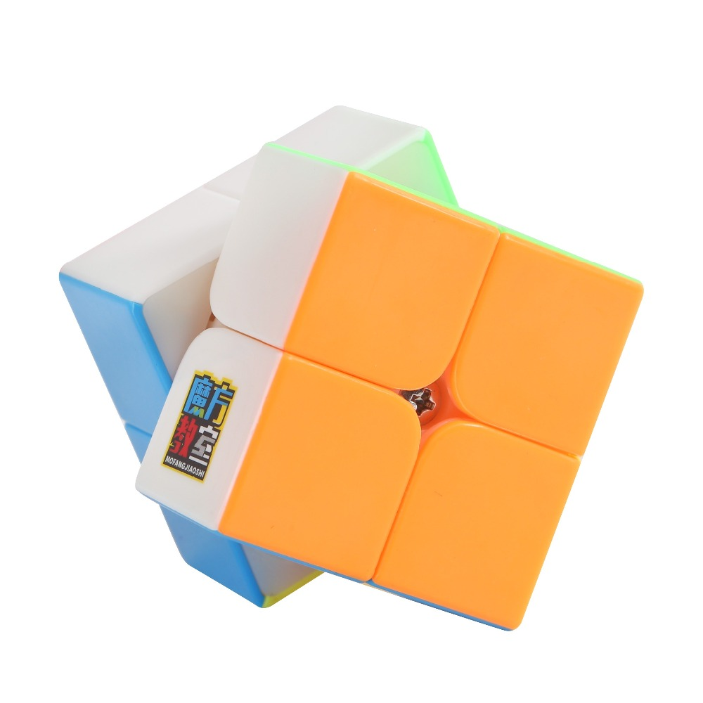 Image 2 - MoYu Mofangjiaoshi 2x2 3x3 4x4 5x5  Speed Cube Gift Box Packing Professional Puzzle Cubing Classroom MF2S  MF3RS MF4S MF5S Cube-in Magic Cubes from Toys & Hobbies