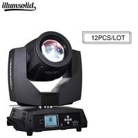 12pcs/lot hot salemoving beam 230 7r Touch screen moving head prism dj stage light