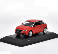 1:43 scale alloy car models, high simulation A1 toy car, metal diecast,Static collection toy vehicles,free shipping