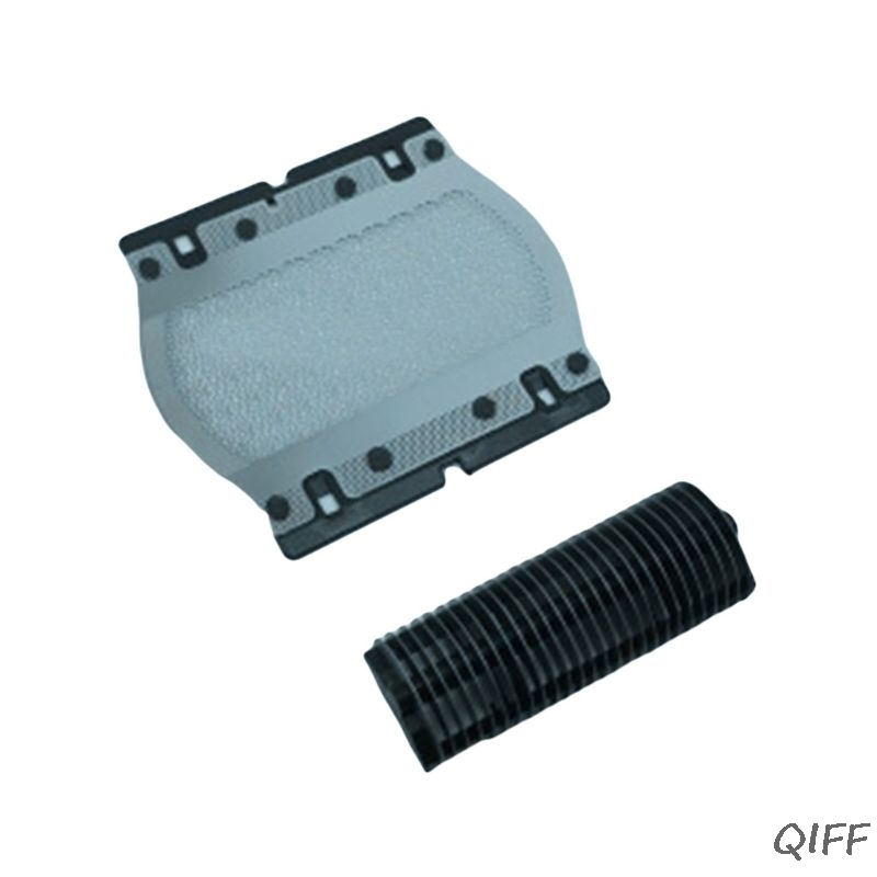 Portable 11B Series Shaver Replacement Blades Foil Cutter Kit For BRAUN 110 120 130 140 150 5684 5682