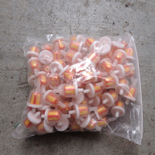 New 100pcs/lot Inline Plastic Motorcycle Gas Fuel Filter Moped Scooter Go Kart Dirt Bike ATV 50cc 90cc 110cc 150cc 250cc
