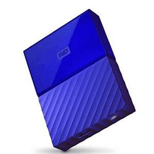 """Image 2 - WD 1 TB 2 TB 4 TB HDD 2.5 """"Hard Disk Esterno Hard Drive 1 TB 2 TB 4 TB di Hard Drive Portatile Hard Disk HD 1 T 2 T 4 T USB3.0 HDD HD"""