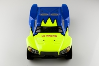 Racing LC 1/14th SCL EMB-SCL cepillo Eléctrico Short Course Truck RTR RC de la energía
