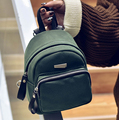 Качество 2017 новых женщин Способа рюкзак Высокое качество PU кожаный женщины Back pack Sweet Girl Простой сумка мини-небольшой мешок
