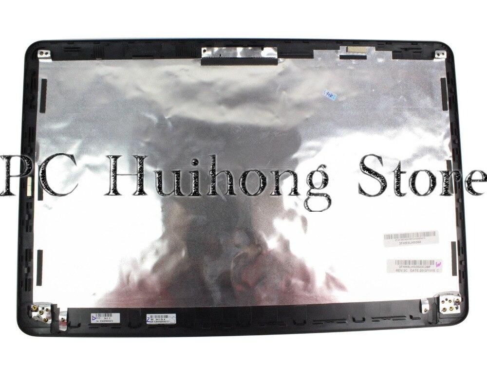 New/Orig For Vaio SVF152 SVF153 LCD Back Cover TouchScreen 3FHK9LHN060 Black  цены онлайн