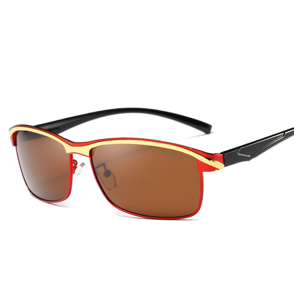 Image 5 - 2019 New men and women Polarized Sunglasses fashion sunglasses brand woman Polarized sunglasses for outdoor sport Decorations-in Driver Goggles from Automobiles & Motorcycles