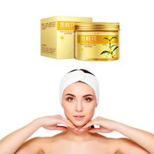 Fine lines ageless Gold collagen First Eye Patch 80Pcs Korea Osmanthus eye mask cream Deep Moisturizing Oil control Essence