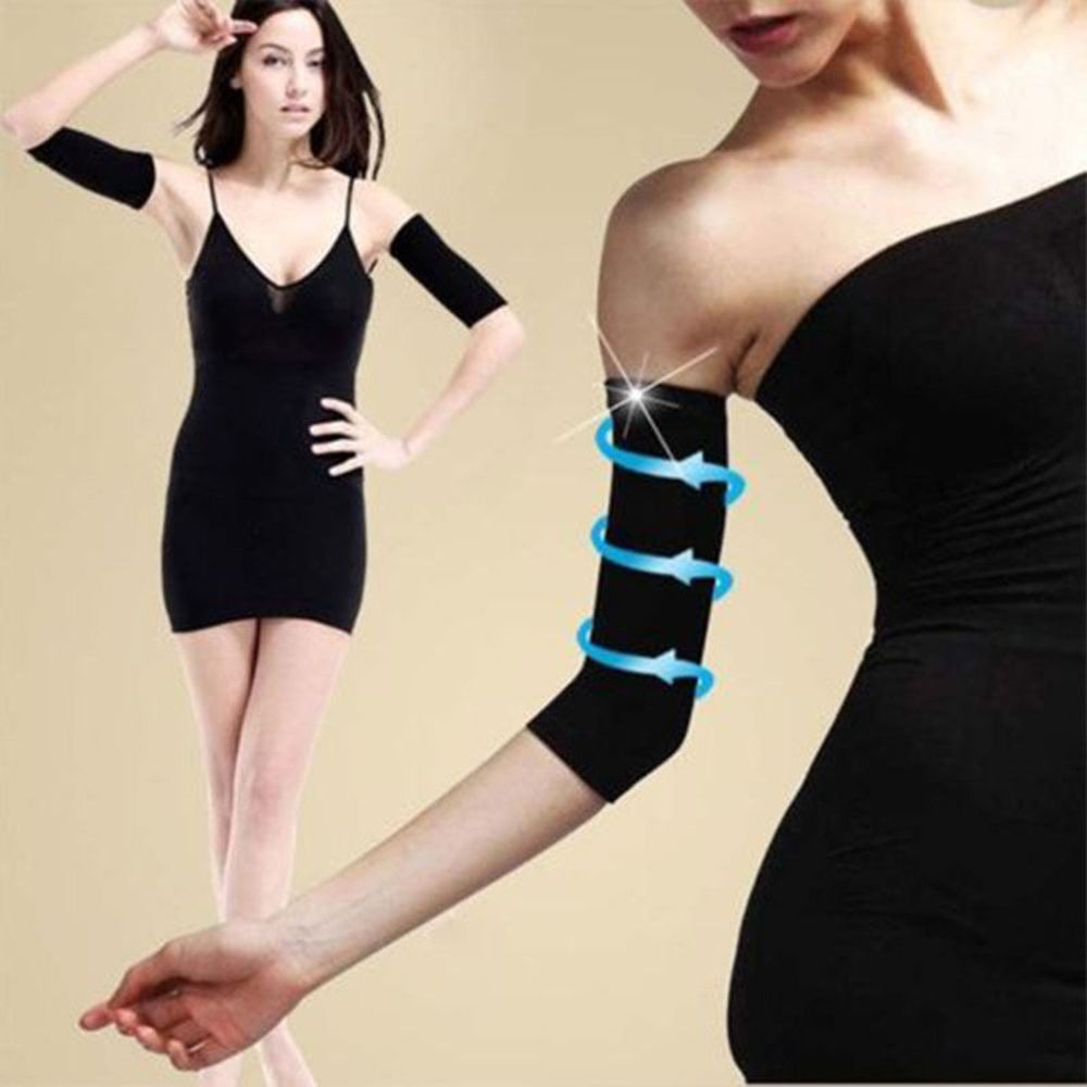 Hot Selling Slimming Beauty Women Weight Loss Arm Shaper Cellulite Fat Buster Wrap Belt New Fat Buster Off Women Useful Gift