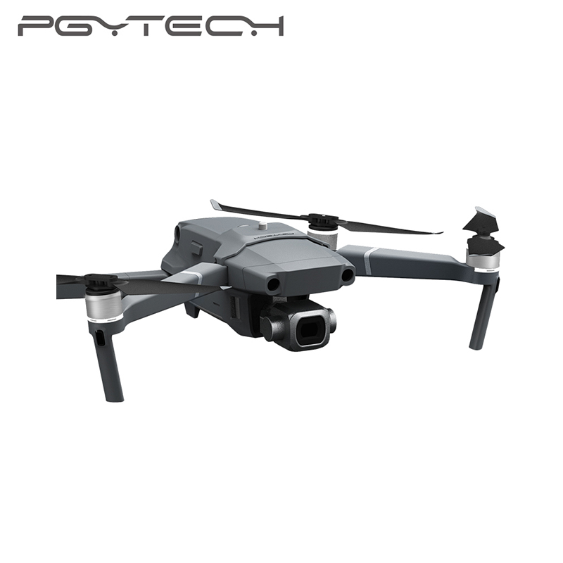New PGYTECH Adapter Connection Mount Connector For DJI Mavic 2 Pro/Mavic 2 Zoom Body Expansion Light For Sports Camera Accessory
