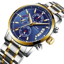 Hot-sell luxury brand watches men 2017 best fashion casual charm luminous sport relogio masculino waterproof 30m KASHIDUN Watch
