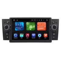 7 Android Car Multimedia Stereo GPS Navigation DVD Radio Audio Sat Nav Head Unit for Fiat Linea Grande Punto 2007 2012