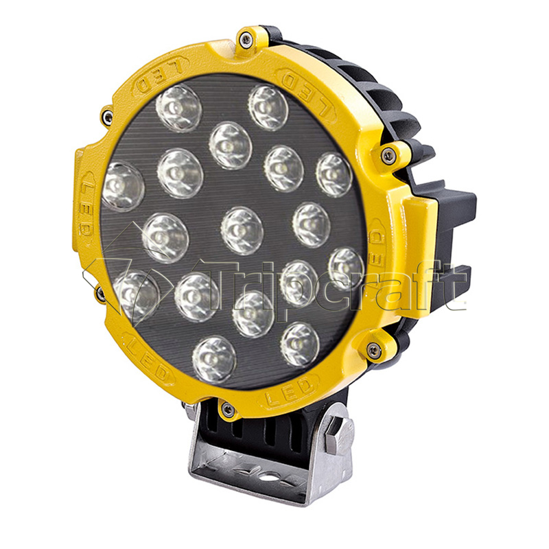 51W 3825lm LED WorK LIGHT 6inch HOT SALE CAR WORKING APPLICATION CAR ACCESORIES!!!!