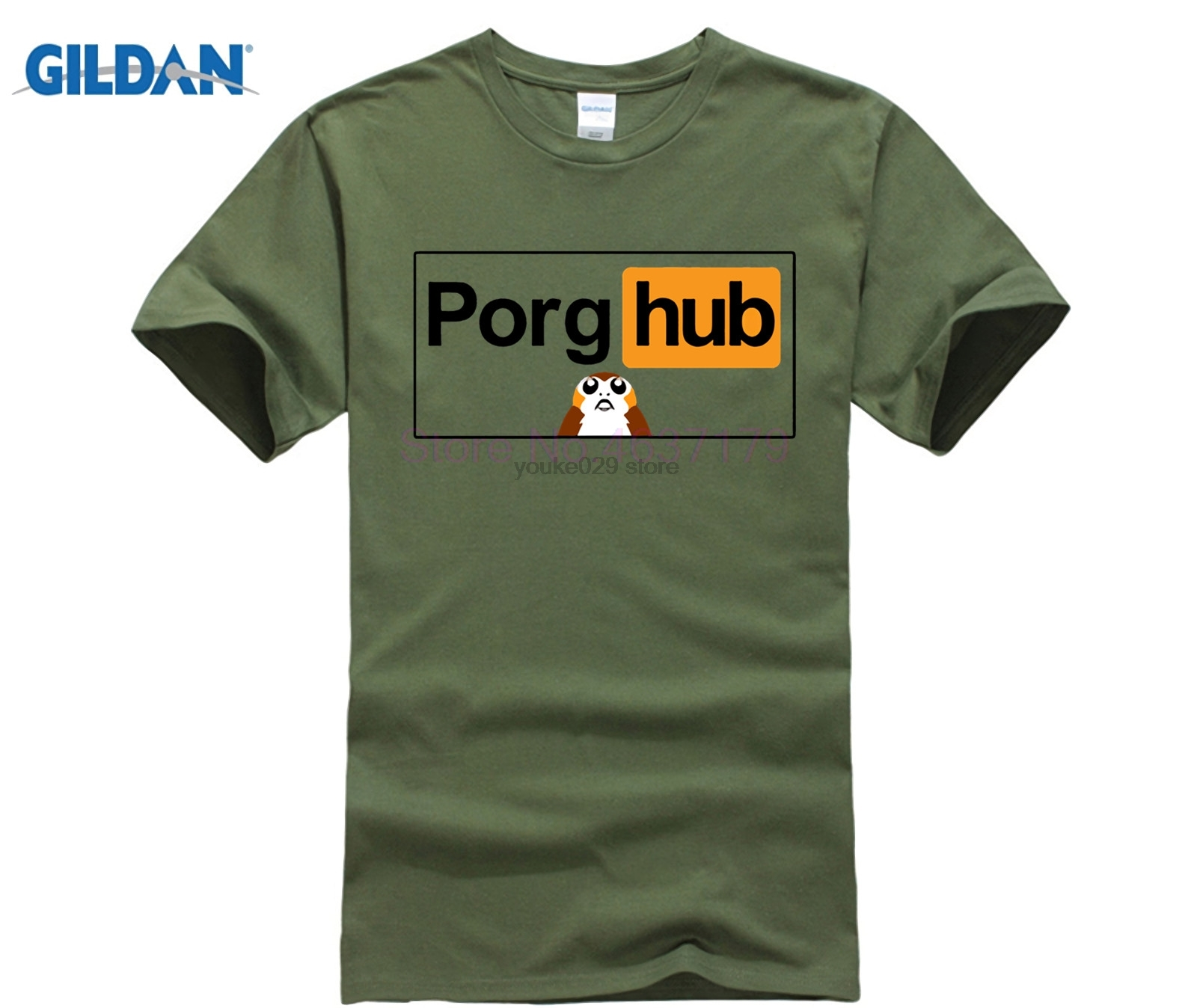 Detail Feedback Questions about Funny Porg Hub T shirt men Porn Hub T shirt  women men Brazzers Tee shirt sexy hot tshirt hombre camisetas pop man brand  ... 4ee52eedc652