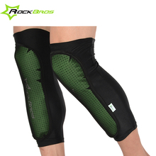 ROCKBROS Cycling MTB Road Bike Windproof Breathable Kneepad High Quality New Outdoor Sports Knee Collision Pads Kneed Protecter