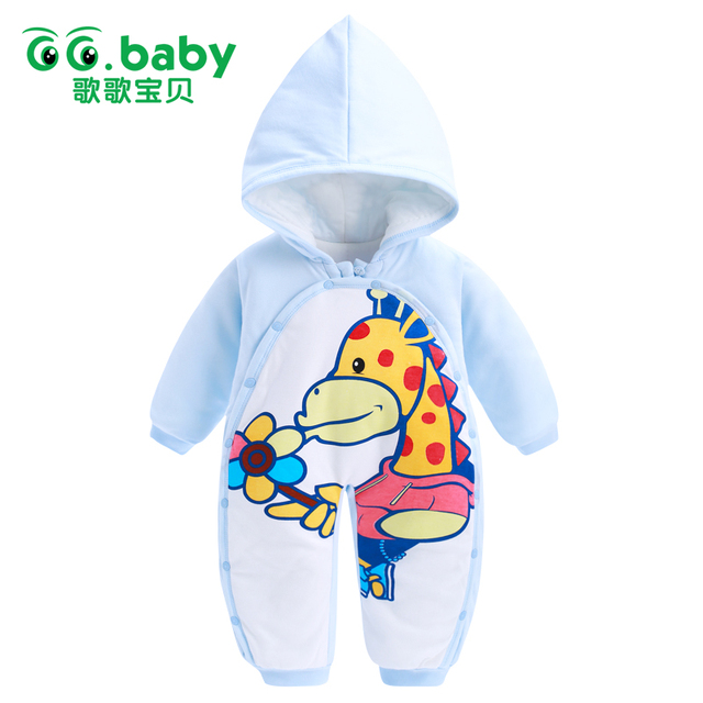 Newborn Deer Baby Body Boy Girl Romper Infants Overalls Winter Animal Pajamas Clothes Costumes Girl Jumpsuit Clothing Babyborn