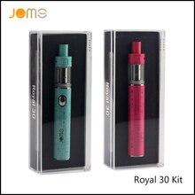 RU/EE.UU. Stock!! 2016 Royal 30 Mods Caja Jomotech 30 W Kits de Cigarrillos Electrónicos 1150 mAh Vape Pluma eCigarette con 2 ML Tanque Jomo-108