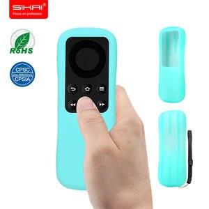 Image 4 - SIKAI caso Remoto per il Nuovo Amazon Fuoco TV 4 K Stick Standard custodia In Silicone Remote per Amazon fuoco TV A Distanza (non voice operated)
