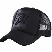 Summer Mesh Black Leopard Print Curved Baseball Caps For Women Men Snapback  Hats Casquette Trucker Net dd0cdfd4a086
