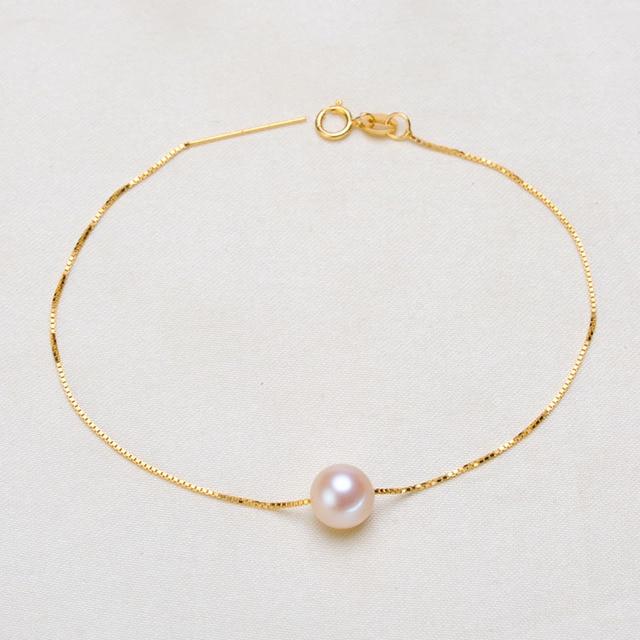 Bracelet Or Perle