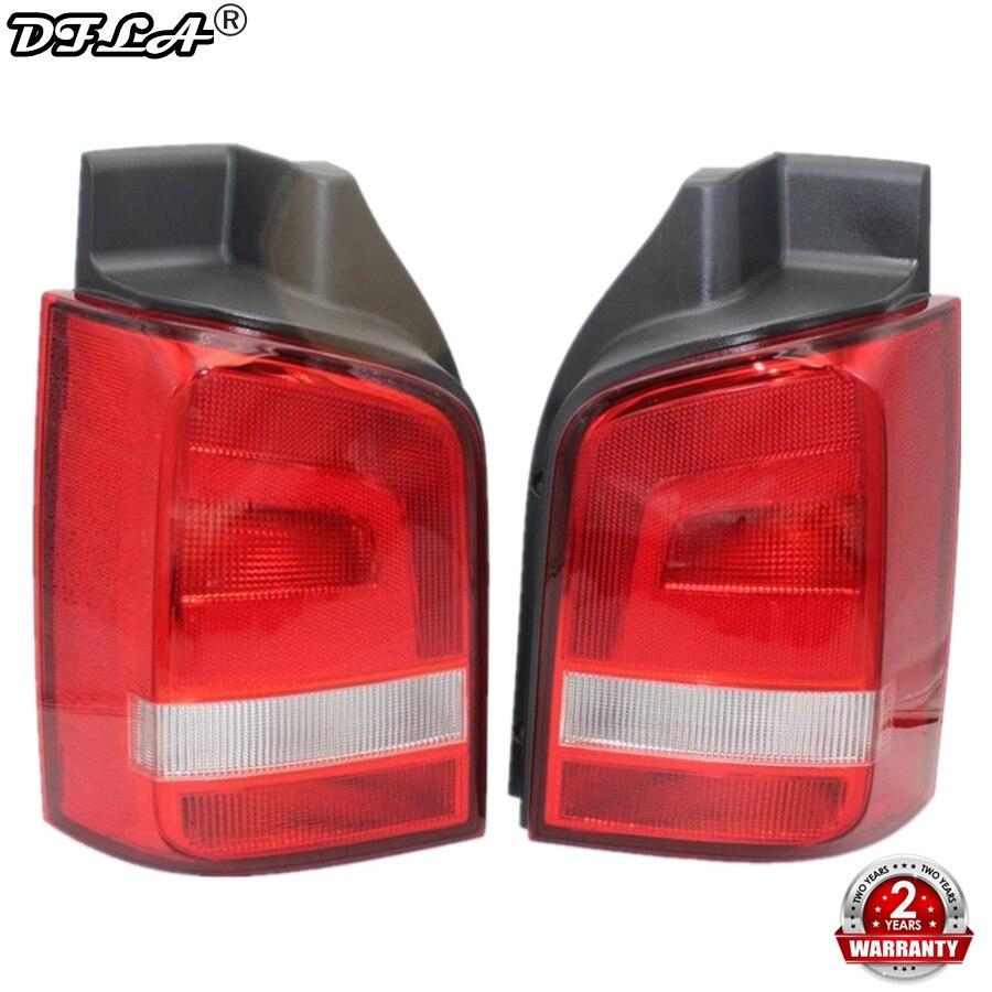 Для VW T5 T6 Multivan Transporter 2010 2011 2012 2013 2014 2015 Автомобиль-Стайлинг задние лампы свет