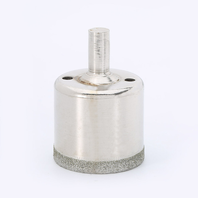 Jeu de forets diamantés 25-100mm outils diamantés utilisation de scie cloche pour verre marbre granit Quartz porcelaine céramique outil de forage électrique