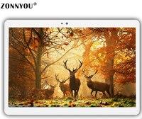 10 1 Inch Tablet PC Google 3G WCDMA 2GB RAM 16GB ROM Quad Core Android 5
