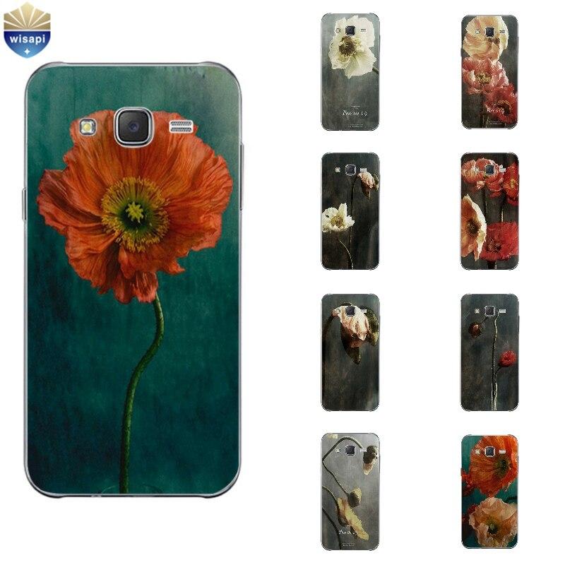 Phone Case For Samsung Galaxy J3 J5 J7 (2016) Back Cover Grand Prime G530 Shell Soft TPU