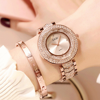 2019 Super Bling Women Watches Women Casual Dress Watch Ladies Rhinestone Watch Woman Watch Clock Drop Shipping montre femme
