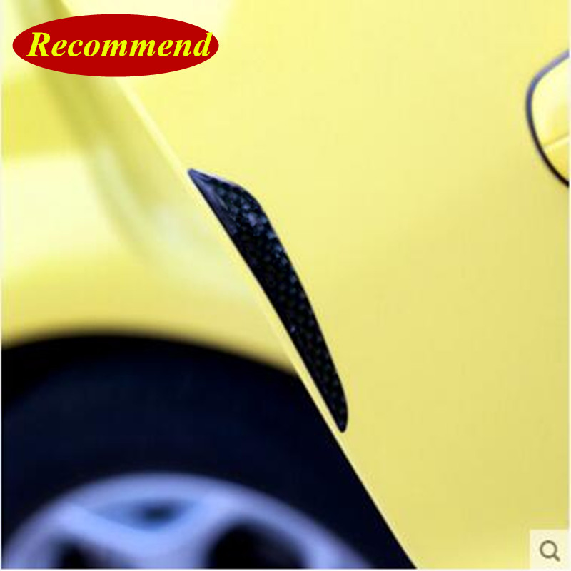 Hot Car Door Decoration Trim Molding Sticker Car Door Protection Strips For KIA RIO CERATO QUORIS Optima Sportage R K2 K3 K4 K5
